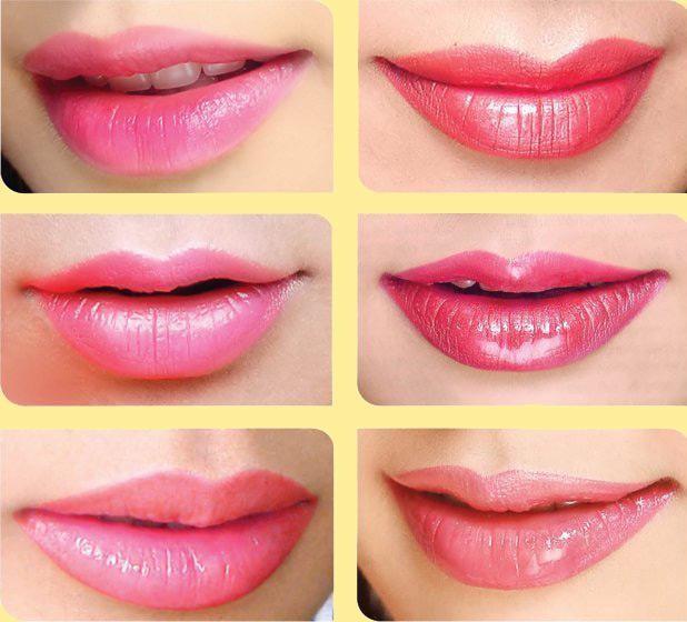 Chăm sóc cho đôi môi đúng cách từ trong ra ngoài